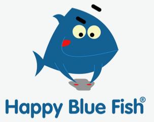 Logo adhérent Happy Blue Fish