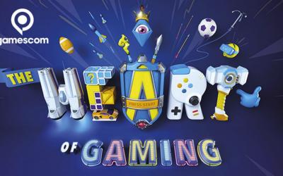 Rejoignez le Pavillon France de la Gamescom 2019