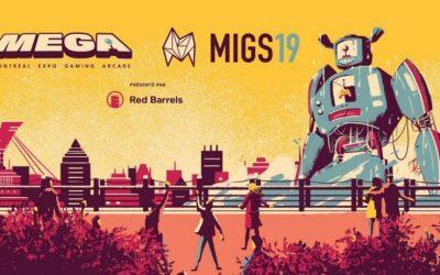 Offre spéciale Creative Lab Amérique du Nord x MEGA MIGS