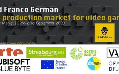 Marché franco-allemand du jeu vidéo 2020 : Tutorat European Women's Audiovisual Network